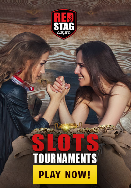 Check Red Stag Casino for the Best Slot Tournaments