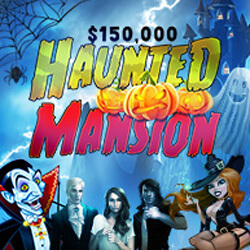 Enter the Intertops Haunted House for Huge Cash Prizes