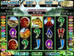 T-Rex Mobile Slot