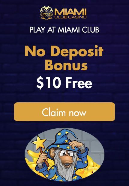 Massive Caribbean Gold Slots Tourney at Miami Club