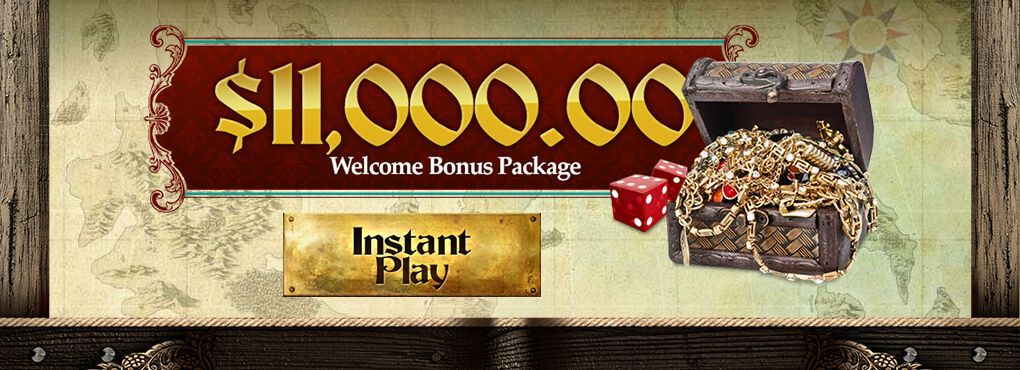 No Rules Slots Bonus at Captain Jack Casino