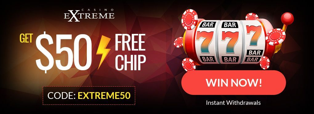 Enjoy Hot Offers Every Day at Casino Extreme