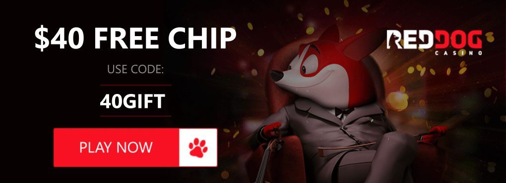 Game of the Month Promo at Red Dog Casino