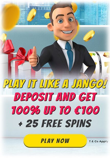 Play Jango Casino No Deposit Bonus Codes