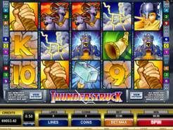 Thunderstruck High Limit Slots
