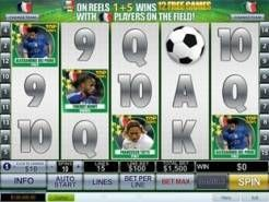 Top Trumps World Football Stars Slots