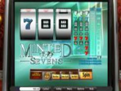 Minted Sevens Slots