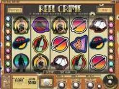 Reel Crime 1: Bank Heist Slots