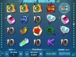 Robot Escape Slots