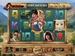 Fire Dragon Slots