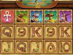 Gods of Luxor Slots