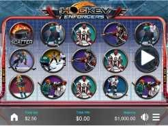 Hockey Enforcers Slots