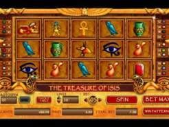 Treasure of Isis Slots